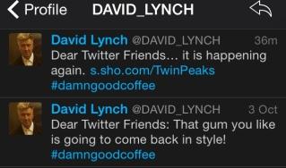 Lynch Tweets